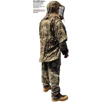 Tactical Concealment ROID Cobra (ghillie suit foundation), A-TACS FG, RC-4 Body Includes Adj. Hood, Sleeve upgradable +169.00 €
