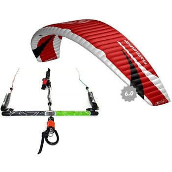 Flysurfer Speed5 6.0 -ready to fly