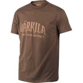 Härkila T-Shirt, Slate Brown, M