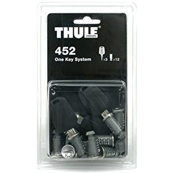 Thule One Key System, 12 sylinteriä (TH 4512)