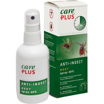Care Plus Anti-Insect Deet 40% spray, 60ml