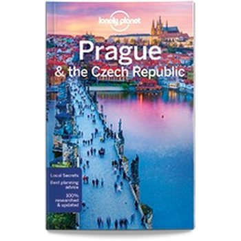 Lonely Planet Prague (Praha) & the Czech Republic