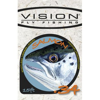 Vision Salmon 15ft peruke