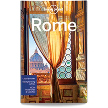 Lonely Planet Rome (Rooma)
