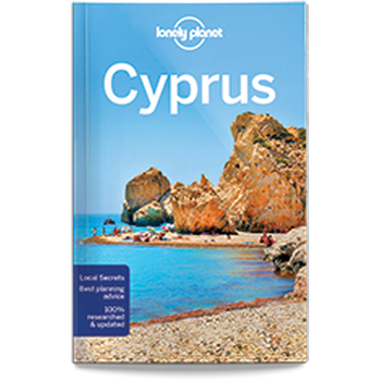 Lonely Planet Cyprus (Kypros)