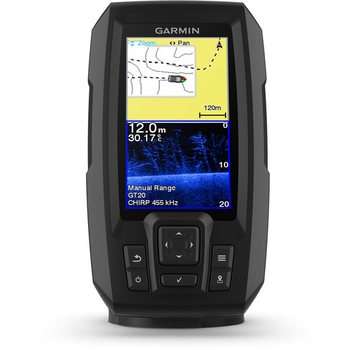 Garmin STRIKER Plus 4cv GT20-TM kaikuanturilla