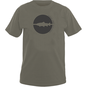 Vision Save The Natives T-Shirt (Dark Olive), S