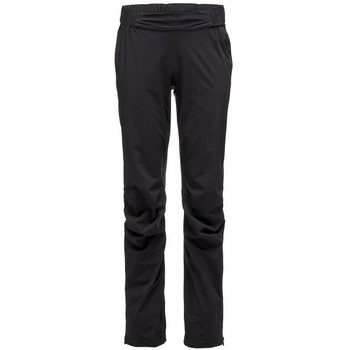 Black Diamond StormLine Stretch Full Zip Rain Pants Women