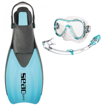 Seacsub Set Sprint Dry Md, 36-38 (XS-S)