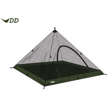 DD Hammocks DD SuperLight Pyramid Mesh Tent