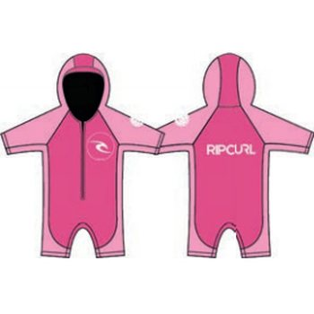 Rip Curl Groms UV Spring L/S Hooded