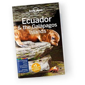 Lonely Planet Ecuador & the Galapagos Islands (Ecuador & Galapagossaaret)