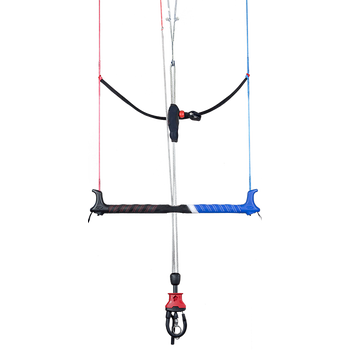 Ozone Bar Contact Snow V4 50cm with 25m Lines