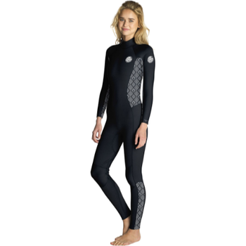 Rip Curl Women's Dawn Patrol Back Zip 5/3 Steamer