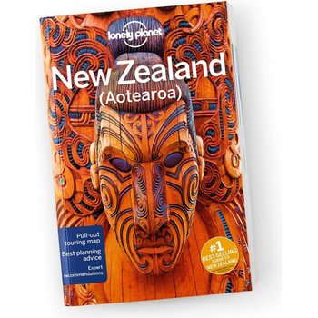 Lonely Planet New Zealand (Uusi-Seelanti)