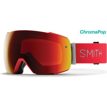 Smith I/O Mag, Rise /ChromaPop Sun Red Mirror