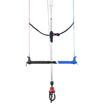 Ozone Bar Contact Snow V4 45cm with 20m Lines