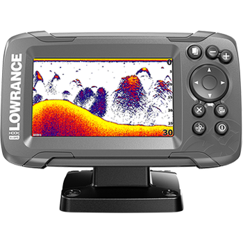 Lowrance HOOK²-4x GPS All Season pilkki/venesetti