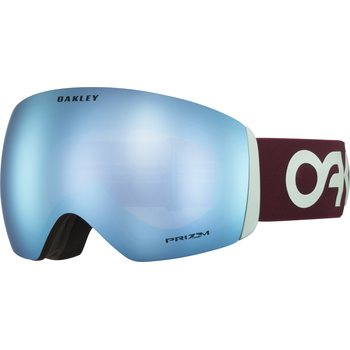 Oakley Flight Deck Factory Pilot Progression w/ Prizm Sapphire Iridium