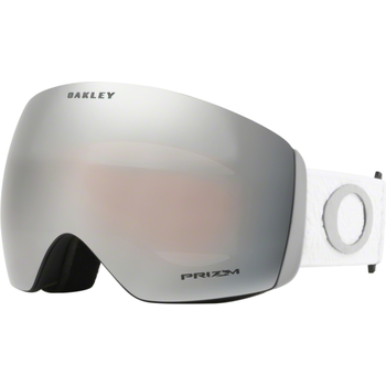 Oakley Flight Deck Torstein Horgmo Signature Shredbot Whiteout w/ Prizm Sapphire Iridium