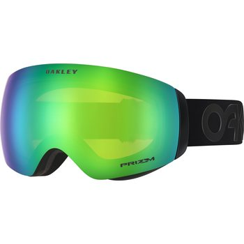 Oakley Flight Deck XM Factory Pilot Blackout w/ Prizm Jade Iridium