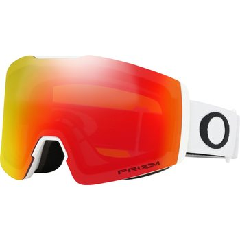 Oakley Fall Line XM Matte White w/ Prizm Torch Iridium