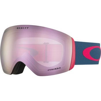 Oakley Flight Deck Poseidon Strong Red w/ Prizm Hi Pink Iridium