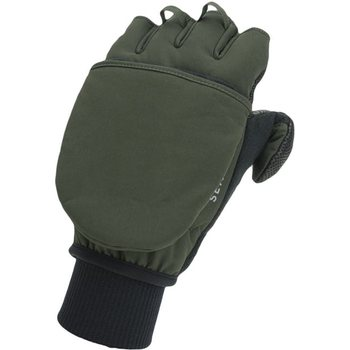 Sealskinz Windproof Cold Weather Convertible Mitt
