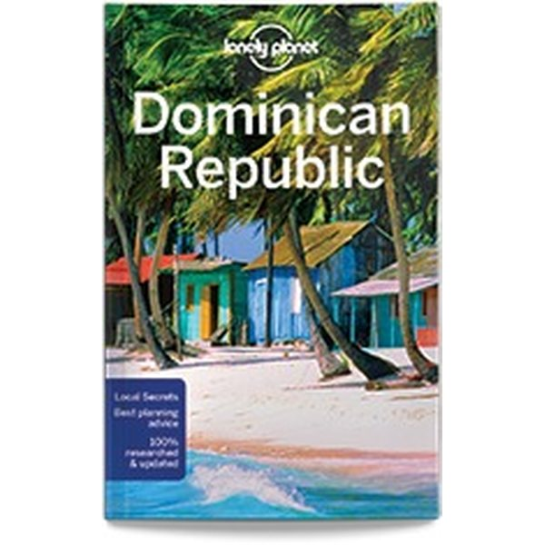 Lonely Planet Dominican Republic (Dominikaaninen tasavalta)
